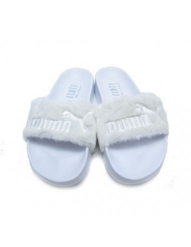 on sale 4f632 d46d5 PUMA cheap white hair sandals 42,95€ -FREE SHIPPING-