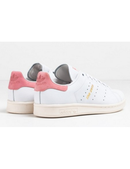 ADIDAS STAN SMITH ROSAS TERCIOPELO