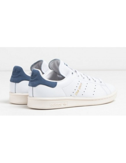 ADIDAS STAN SMITH AZUL TERCIOPELO