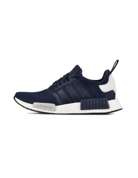 NAVY ADIDAS NMD SUEDE