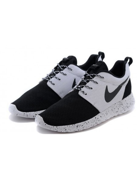 Roshe Run White&Black Model 2