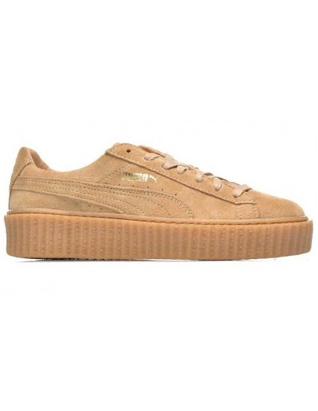 BEIGE BROWN PUMA CREEPER BY RIHANNA 61€