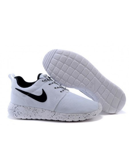 Roshe Run White&Black Model 4