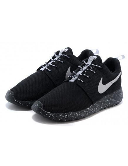 Roshe Run White&Black Model 5