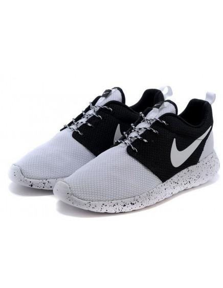 Roshe Run White&Black Model 8
