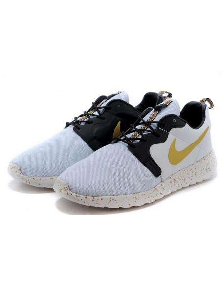 Roshe Run White&Black Model 9