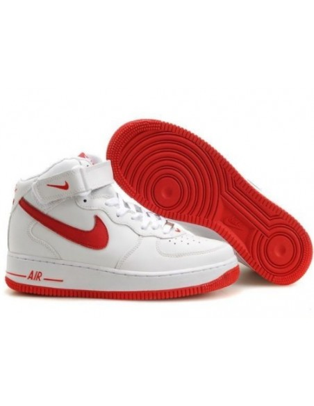 LOW WHITE/RED AIR FORCE ONE