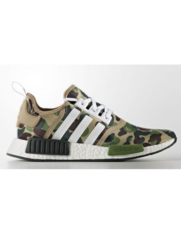 Adidas Nmd Blancas Militar