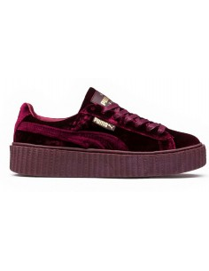 GRANATE TERCIOPELO PUMA CREEPER BY RIHANNA 61€