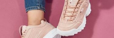 FILA DISRUPTOR - LA NUEVA TENDENCIA DE UGLY SHOES